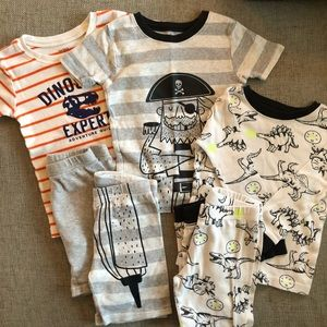 Carter's Boy Pajama Bundle